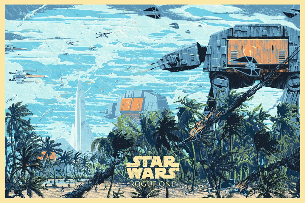 "New Release: ""Rogue One"" by Kilian Eng"
