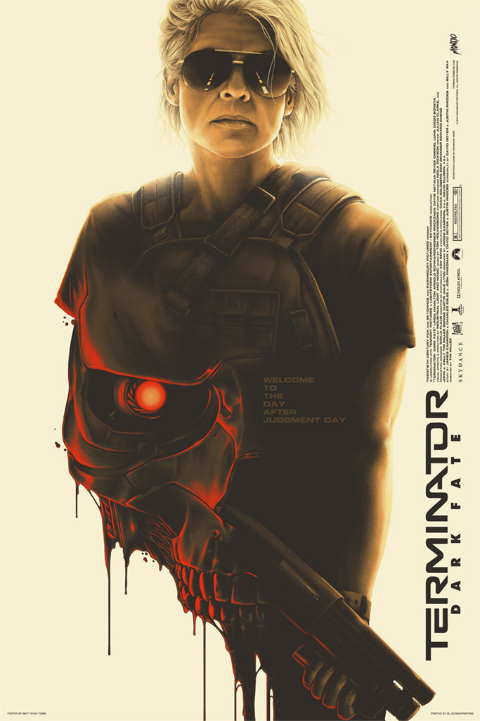 "New Release: ""Terminator: Dark Fate"" by Matt Ryan Tobin"