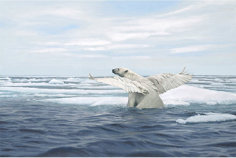 "New Release: ""Thaw"" by Josh Keyes"