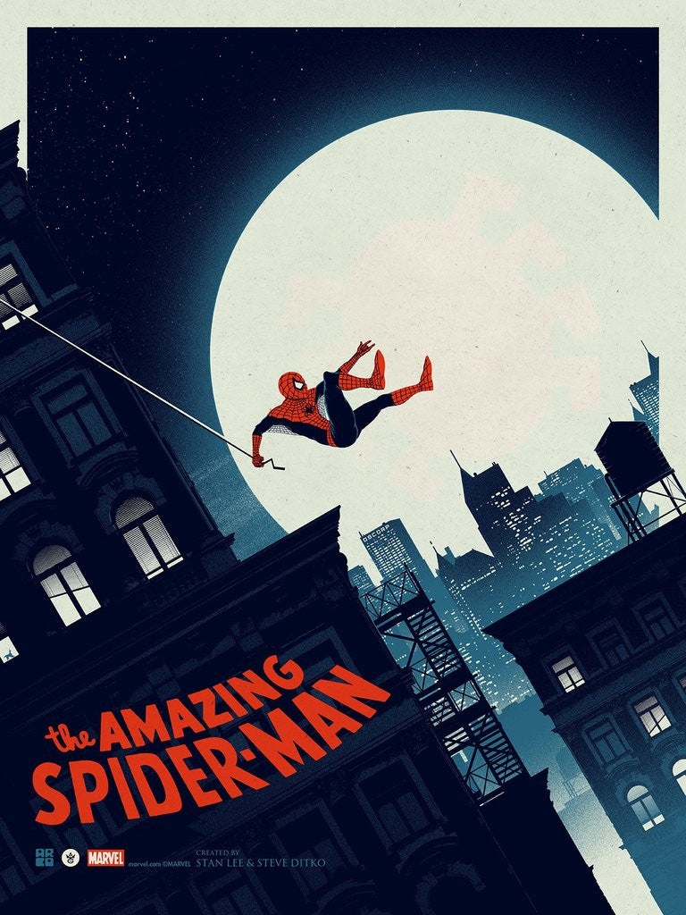 "New Release: ""The Amazing Spider-Man"" by Matt Ferguson"