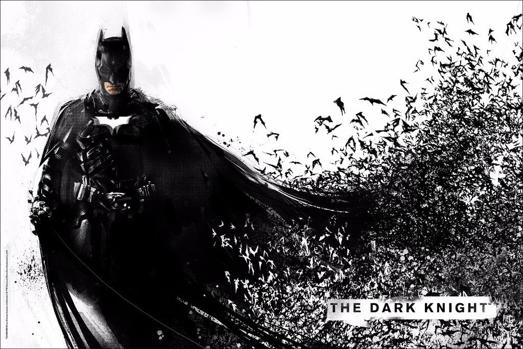 "New Release: ""The Dark Knight"" by Jock"