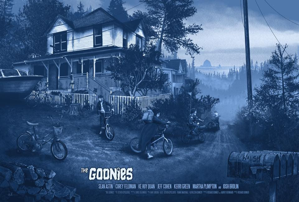 "New Release: ""The Goonies"" by Kevin Wilson"