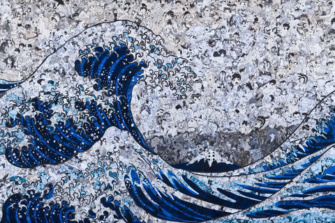 "New Release: ""The Great Wave"" by Mr Garcin"