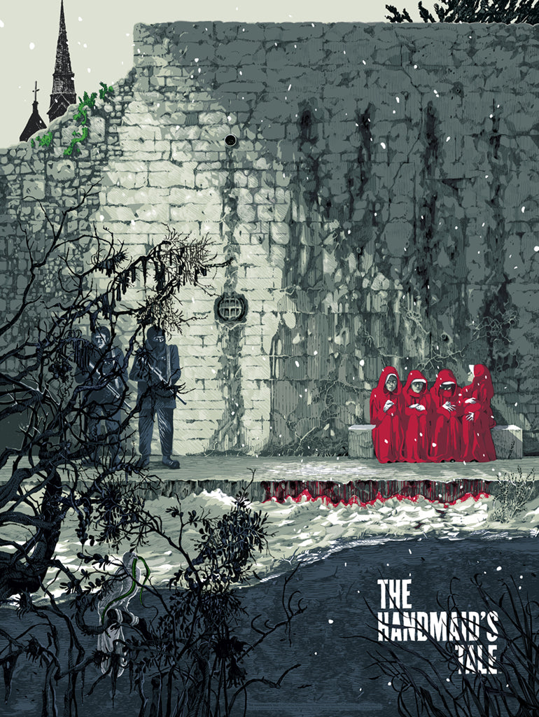 "New Release: ""The Handmaid's Tale"" by Jessica Seamans"