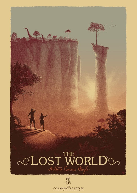 "New Release: ""The Lost World"" by Matt Ferguson"