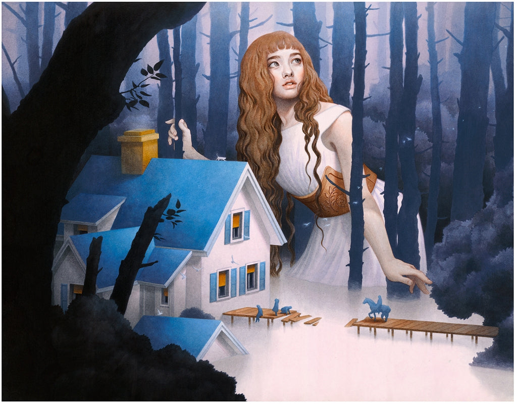 "New Release: ""The Riverbed Nightingale"" by Tran Nguyen"