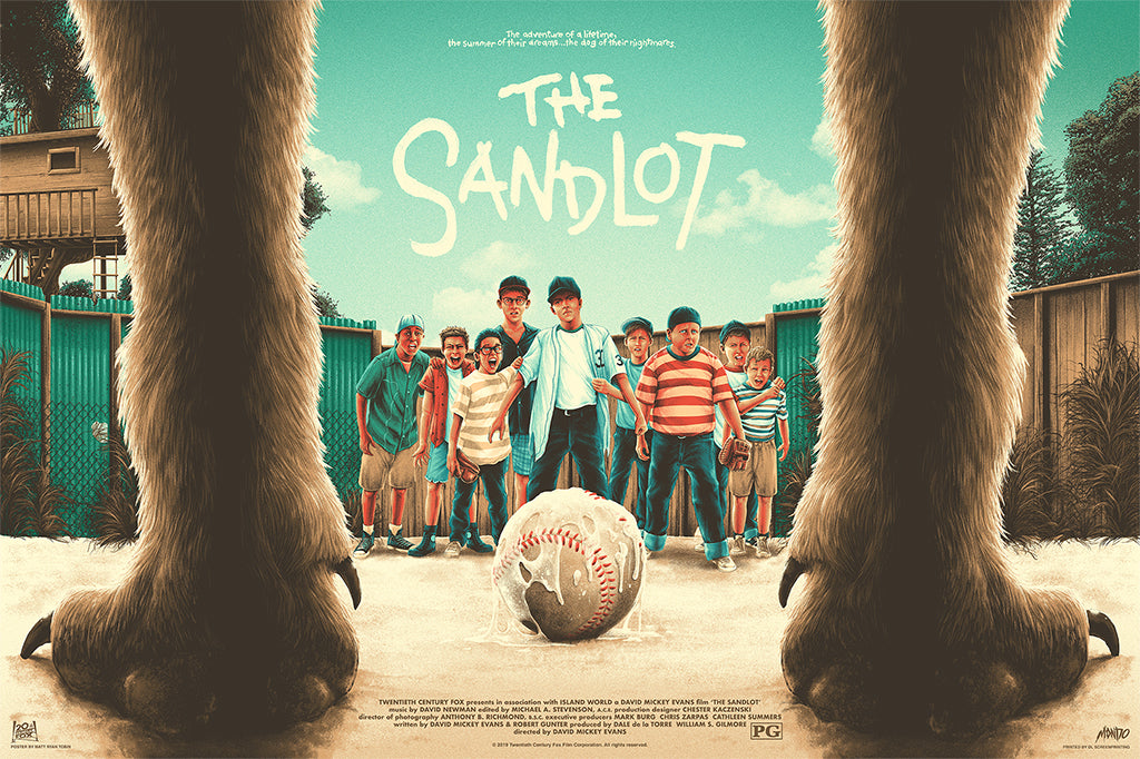 "New Release: ""The Sandlot"" by Matt Ryan Tobin"