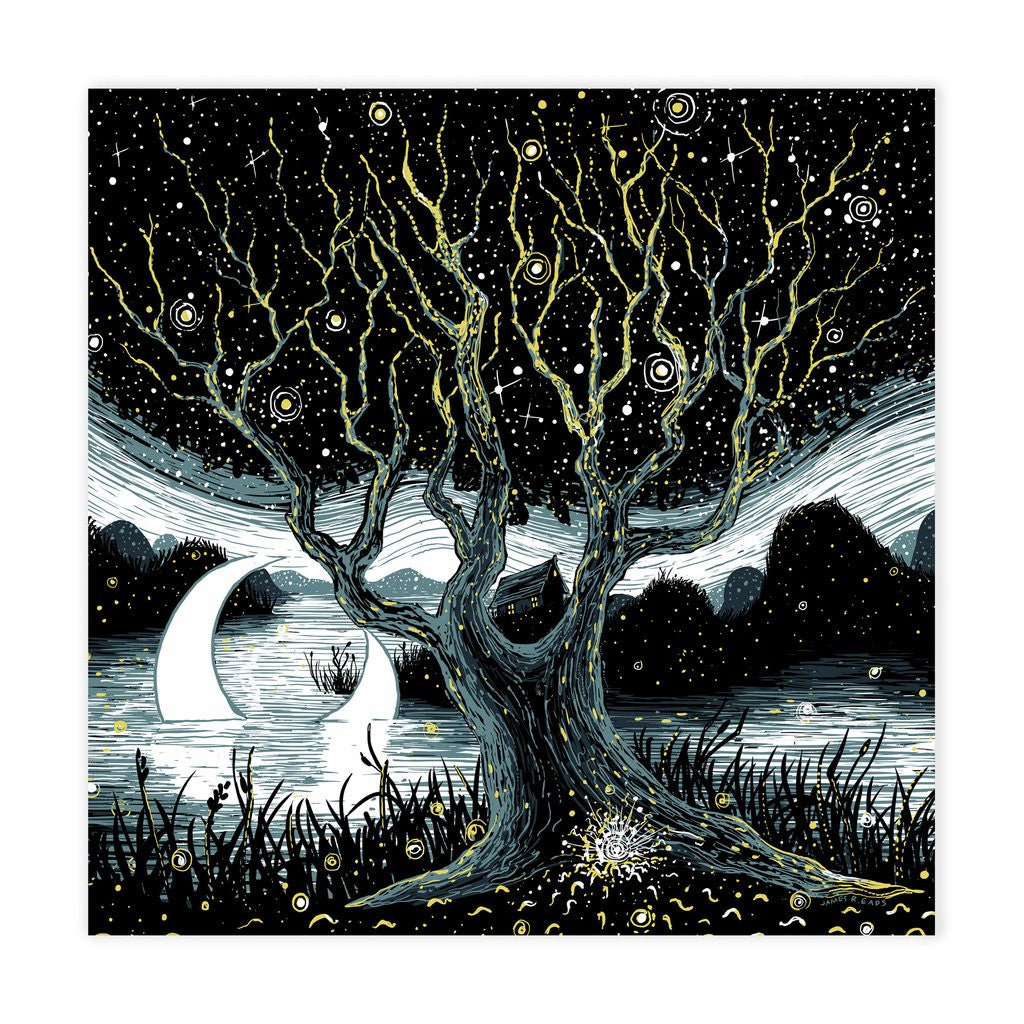 "New Release: ""The Tree of Dreams"" by James Eads"