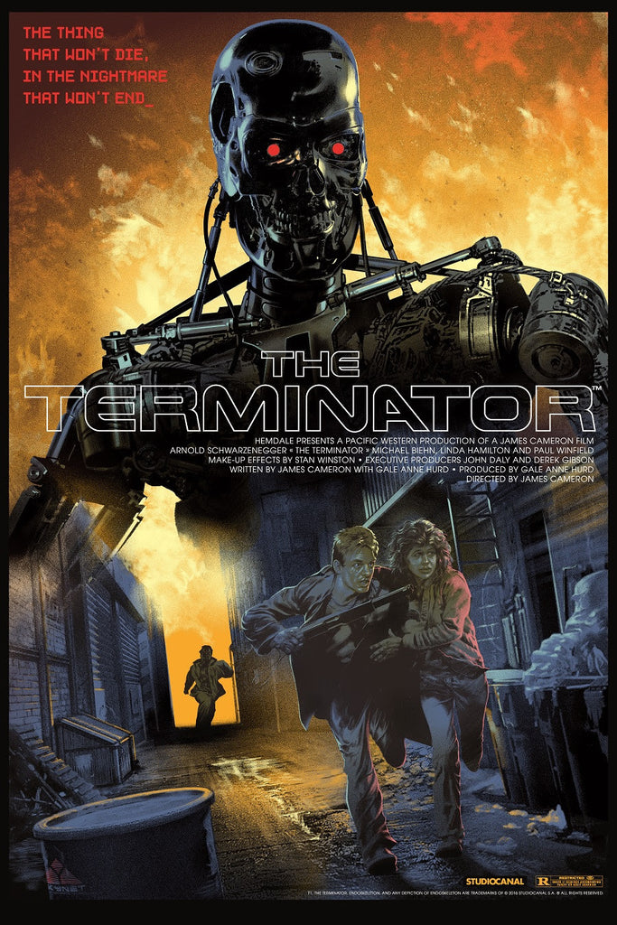 "New Release: ""The Terminator"" by Stan & Vince"