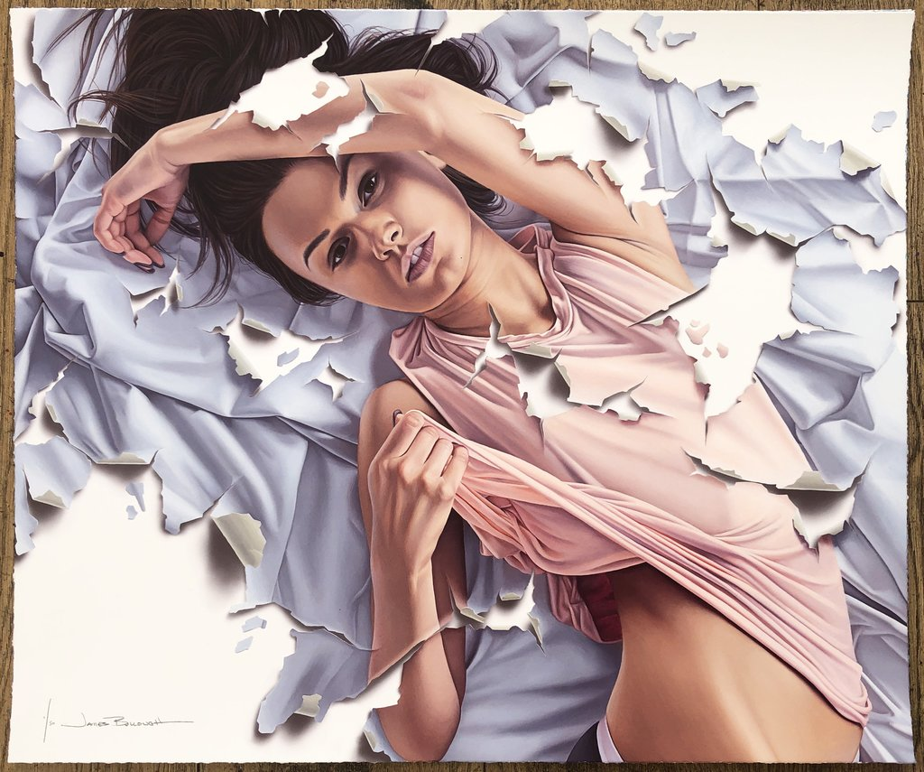 "New Release: ""Three Days"" by James Bullough"