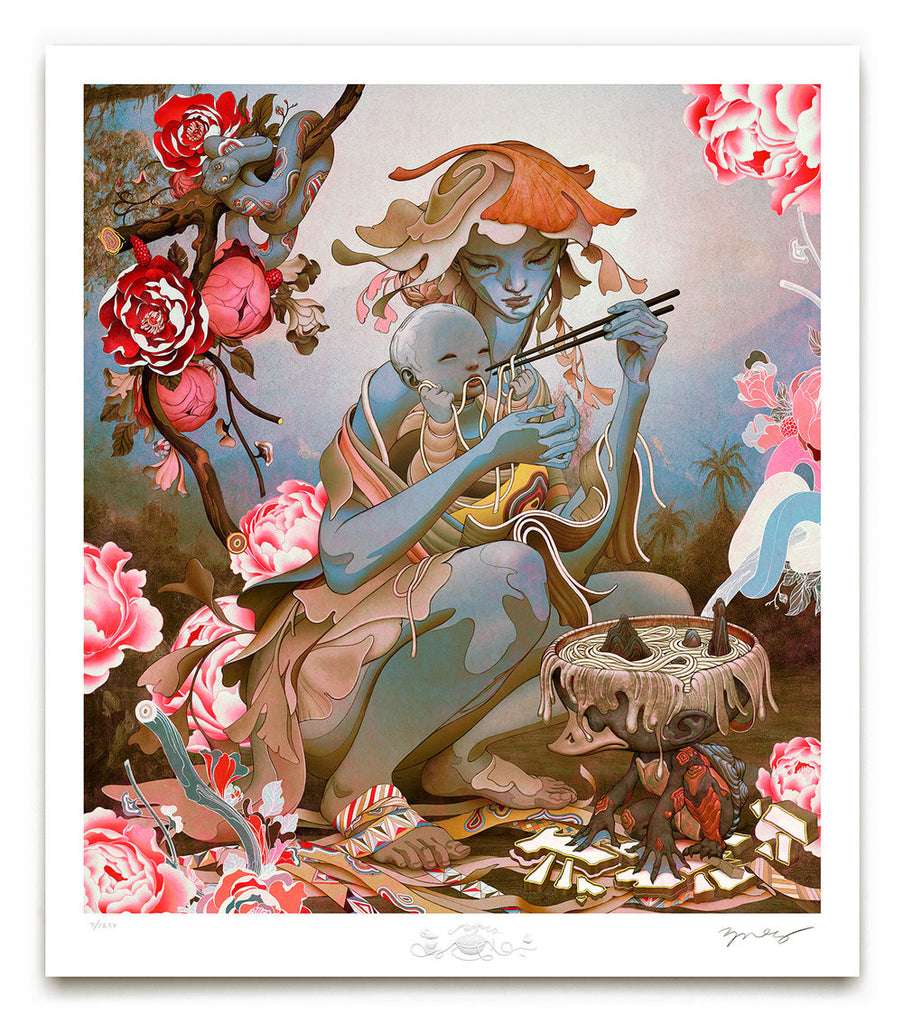 "New Release: ""Udon II"" by James Jean"