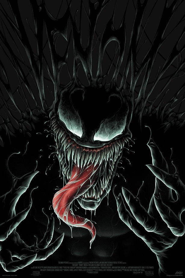 "New Release: ""Venom"" by Matt Ryan Tobin"