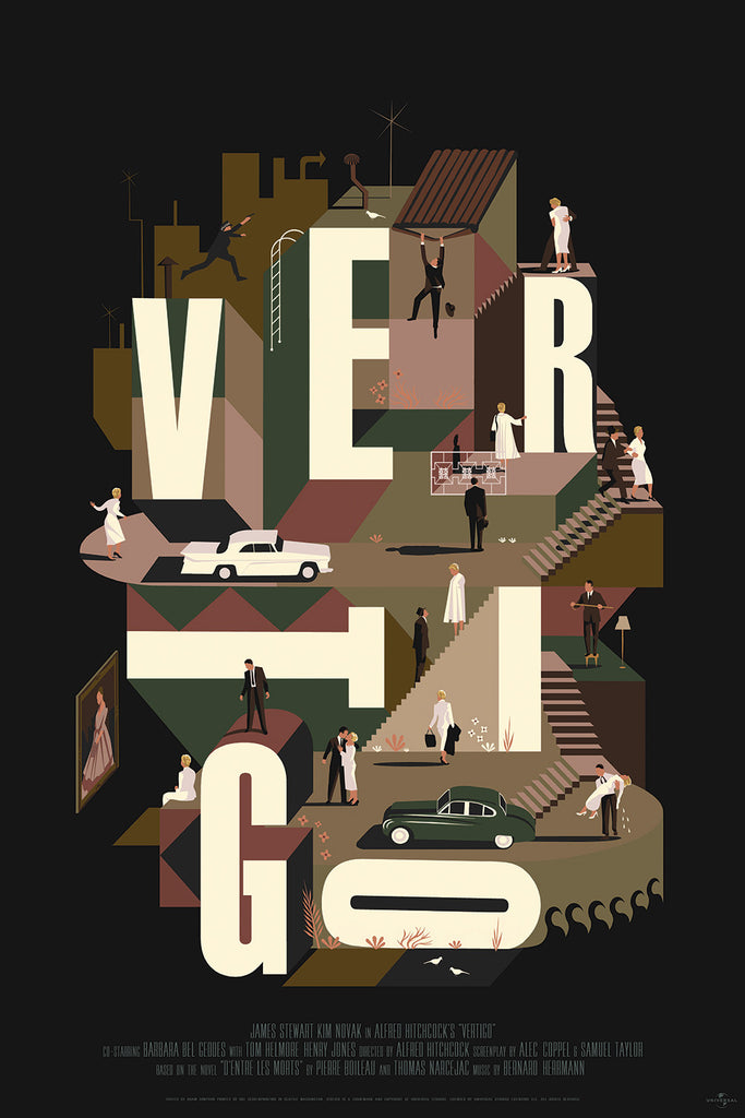 "New Release: ""Vertigo"" by Adam Simpson"