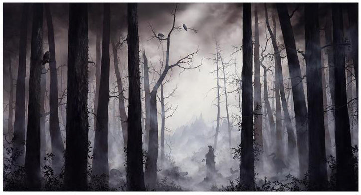 "New Release: ""Walking Shadows"" and ""Kettle"" by Brian Mashburn"