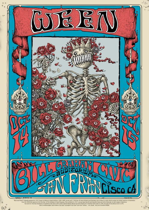 "New Release: ""Ween San Francisco 2016"" by EMEK"