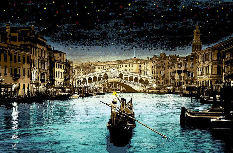 "New Release: ""When You Wish Upon A Star - Venice"" by Roamcouch"