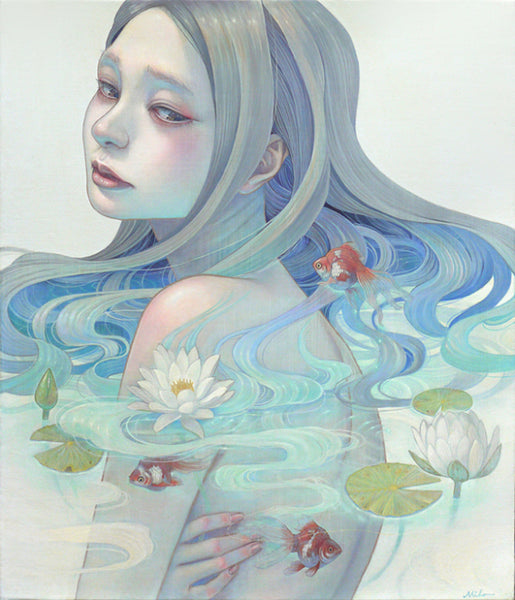 """A Space Without A Barrier"" by Miho Hirano"
