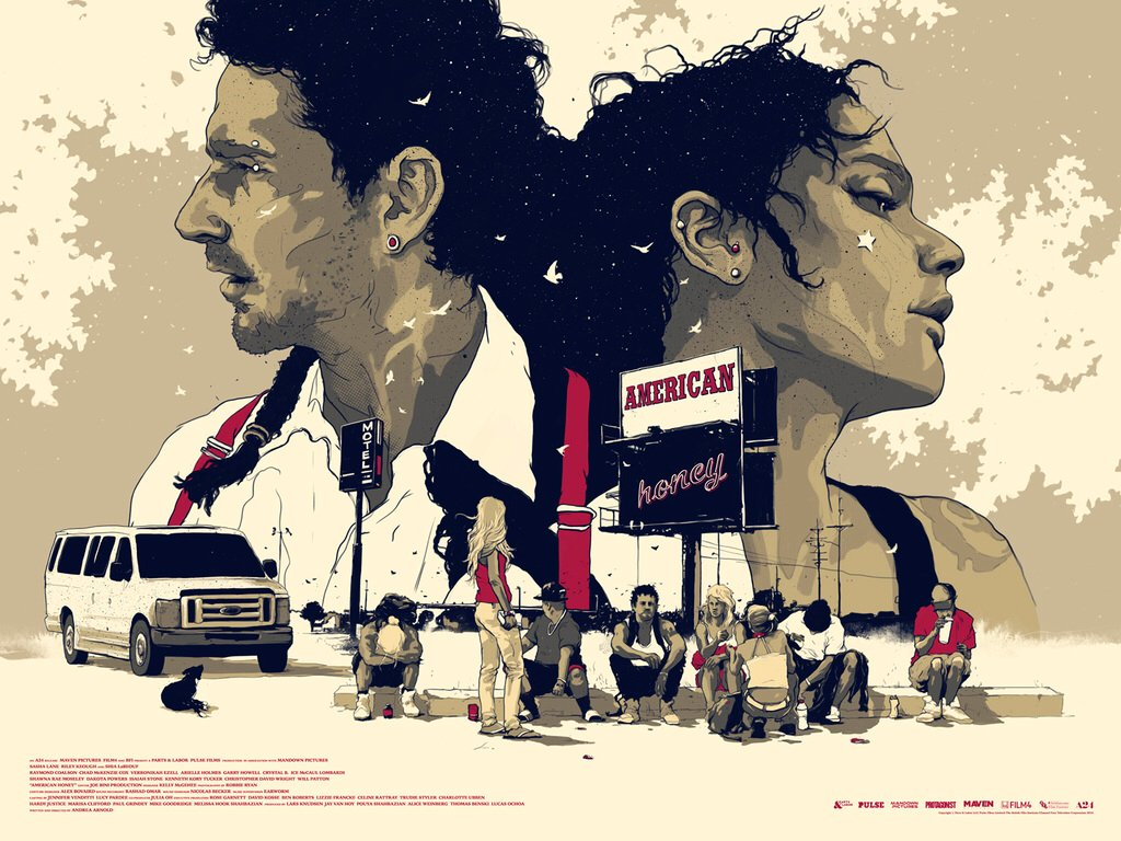 """American Honey"" by Simon Prades"
