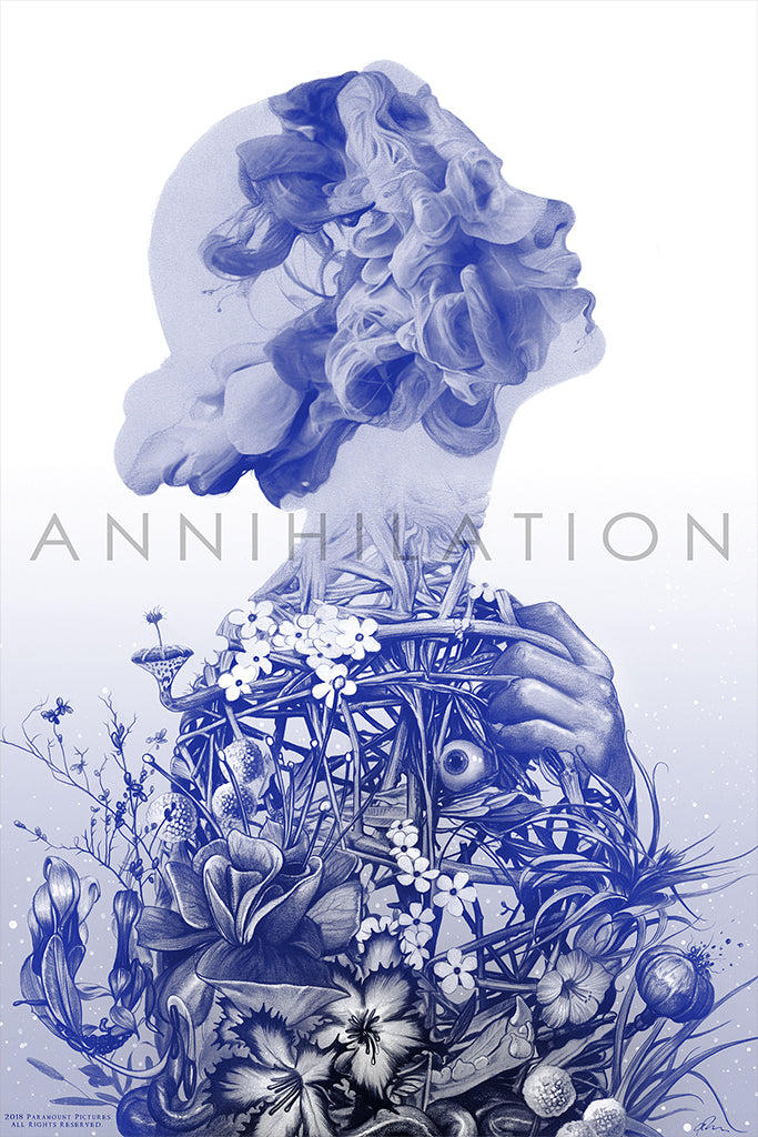 """Annihilation"" (Variant) by Greg Ruth"