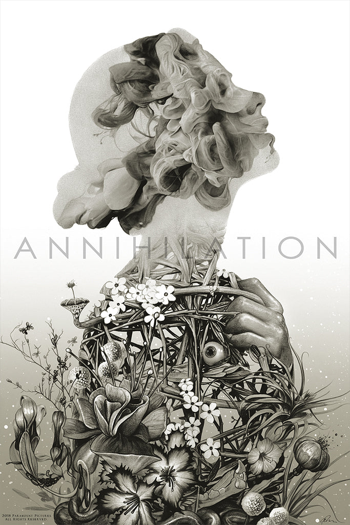 """Annihilation"" by Greg Ruth"