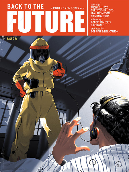 """Back to the Future"" (Variant) by George Bletsis"