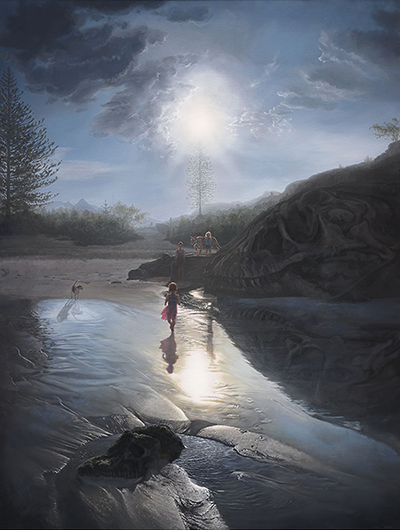 """Before There Was Time"" by Joel Rea"