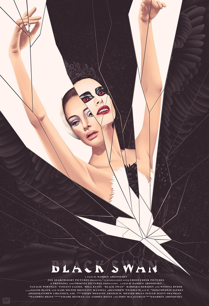 """Black Swan"" by Jack Hughes"