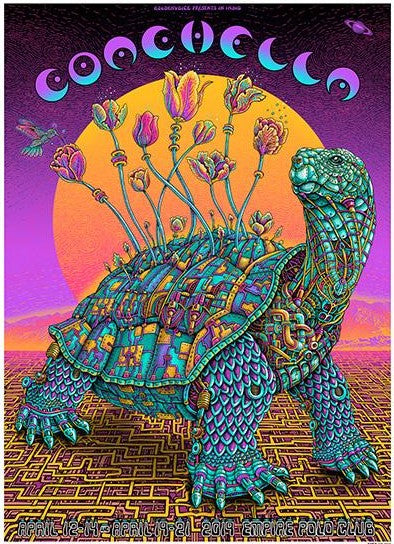 """Coachella 2019"" by EMEK"