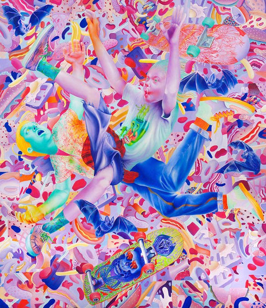 """Collide I"" by Michael Page"