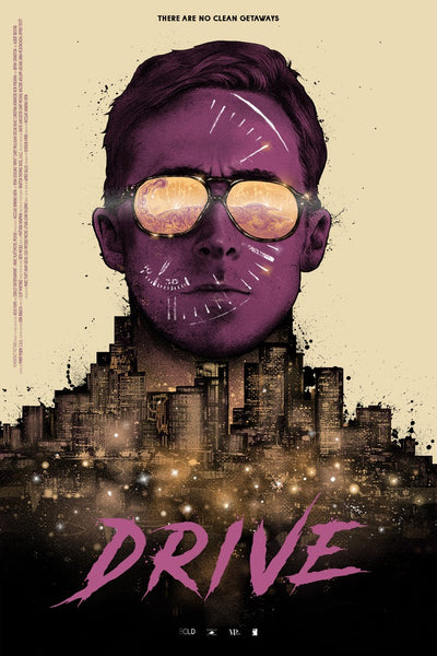 """Drive: A Real Hero"" by Nikita Kaun"