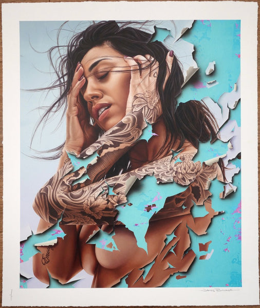 """Dust"" (1/1 Special 3) by James Bullough"