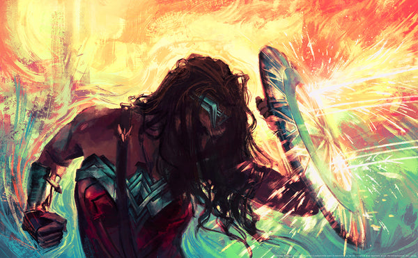 """Face the Fire"" by Alice X. Zhang"