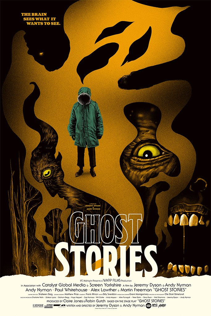 """Ghost Stories"" (Variant) by Gary Pullin"