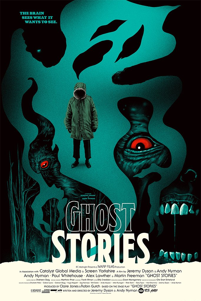 """Ghost Stories"" by Gary Pullin"