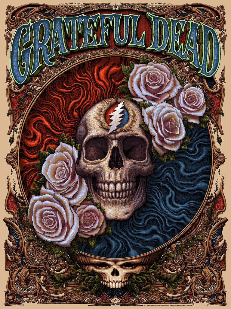 """Grateful Dead"" by NC Winters"