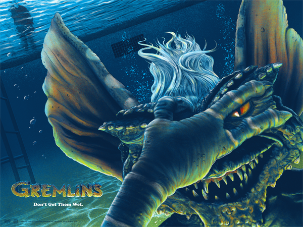 """Gremlins"" by Mike Saputo"