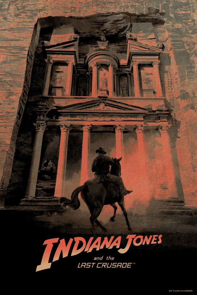 """Indiana Jones and the Last Crusade"" by Hans Woody"