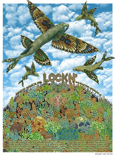 """Lockn' Festival 2016"" by EMEK"