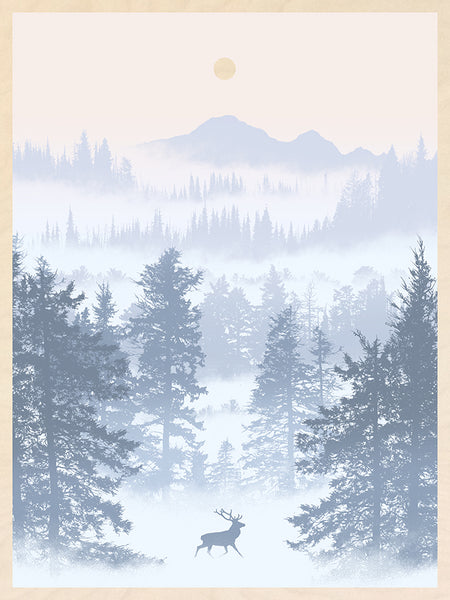 """Morning Has Broken"" (Wood Panel Variant) by Dan McCarthy"