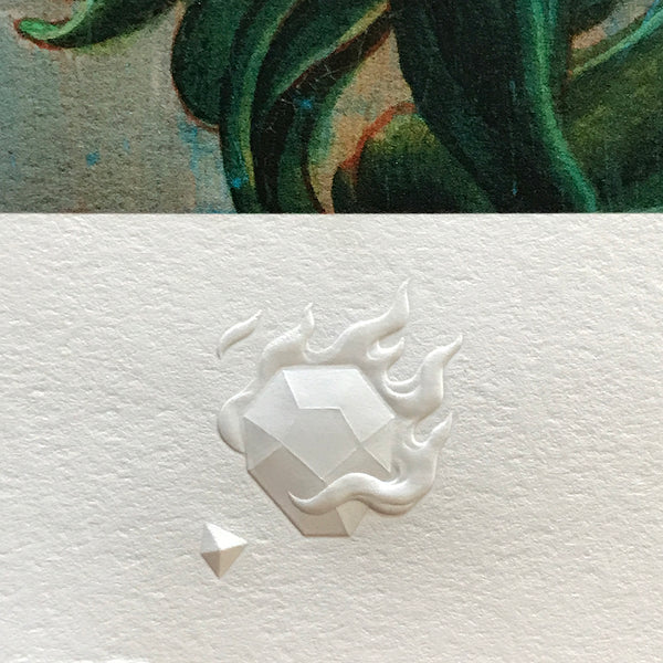 """mother!"" (Detail 3) by James Jean"