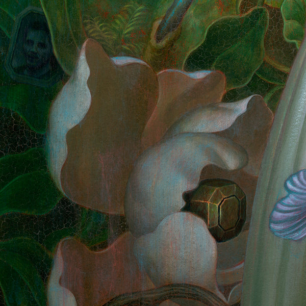"""mother!"" (Detail 8) by James Jean"