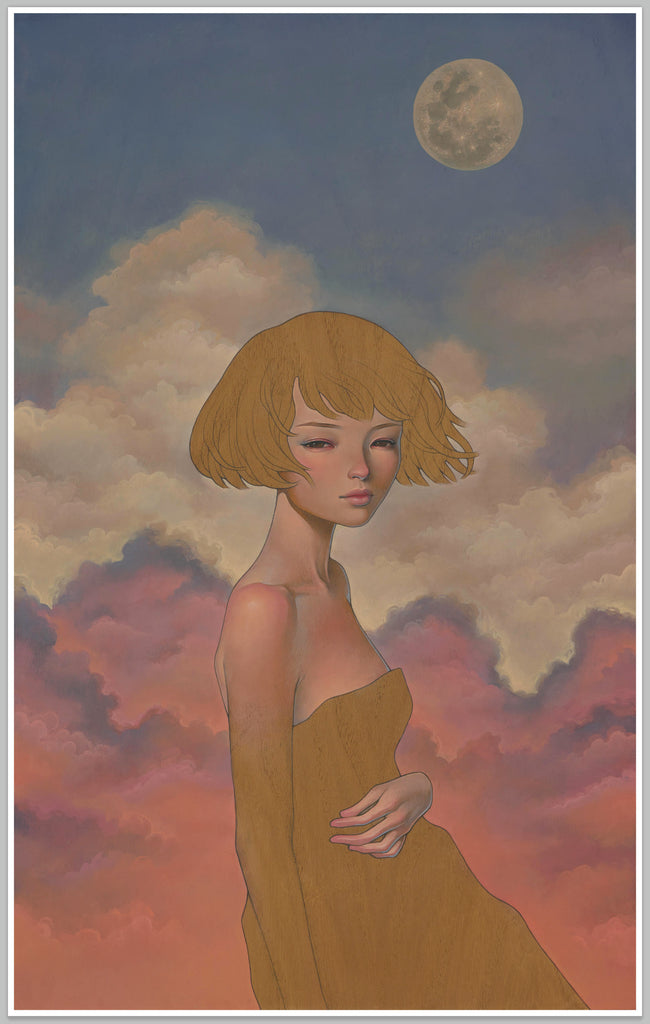 """Nocturne"" by Audrey Kawasaki"