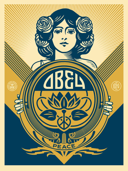 """Obey Holiday 2016"" by Shepard Fairey"