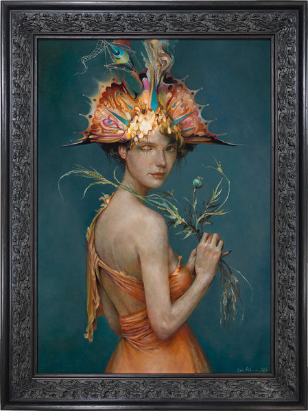 """Pennywink"" (Framed Edition) by Esao Andrews"