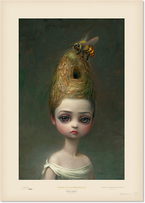 """Queen Bee"" by Mark Ryden"