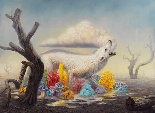 """Rainsong"" by Martin Wittfooth"
