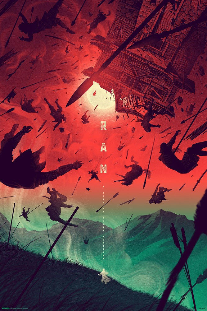 """Ran"" by Kevin Tong"