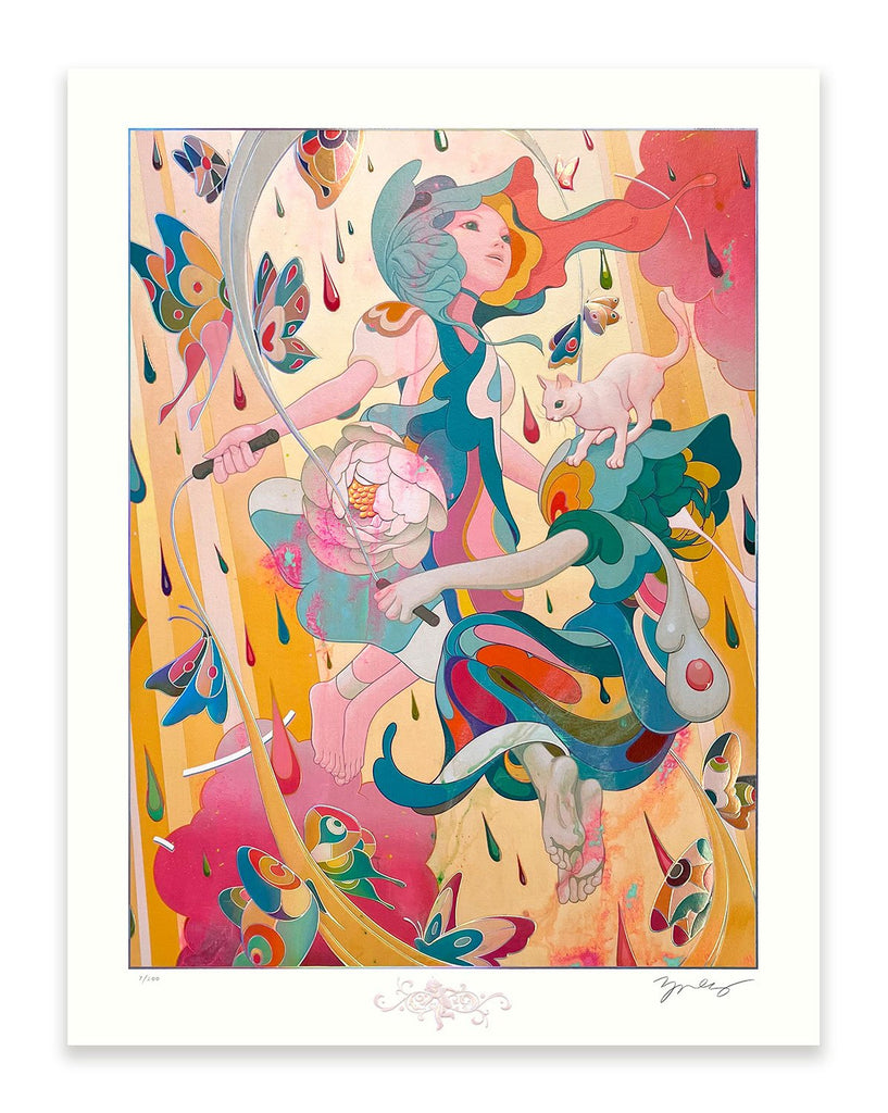 """""""Skippers"""" by James Jean"""
