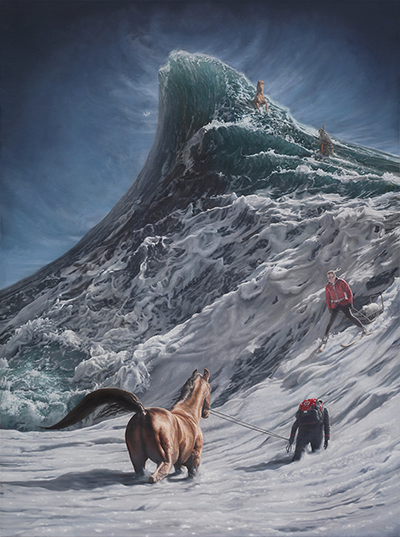 """Stages"" by Joel Rea"