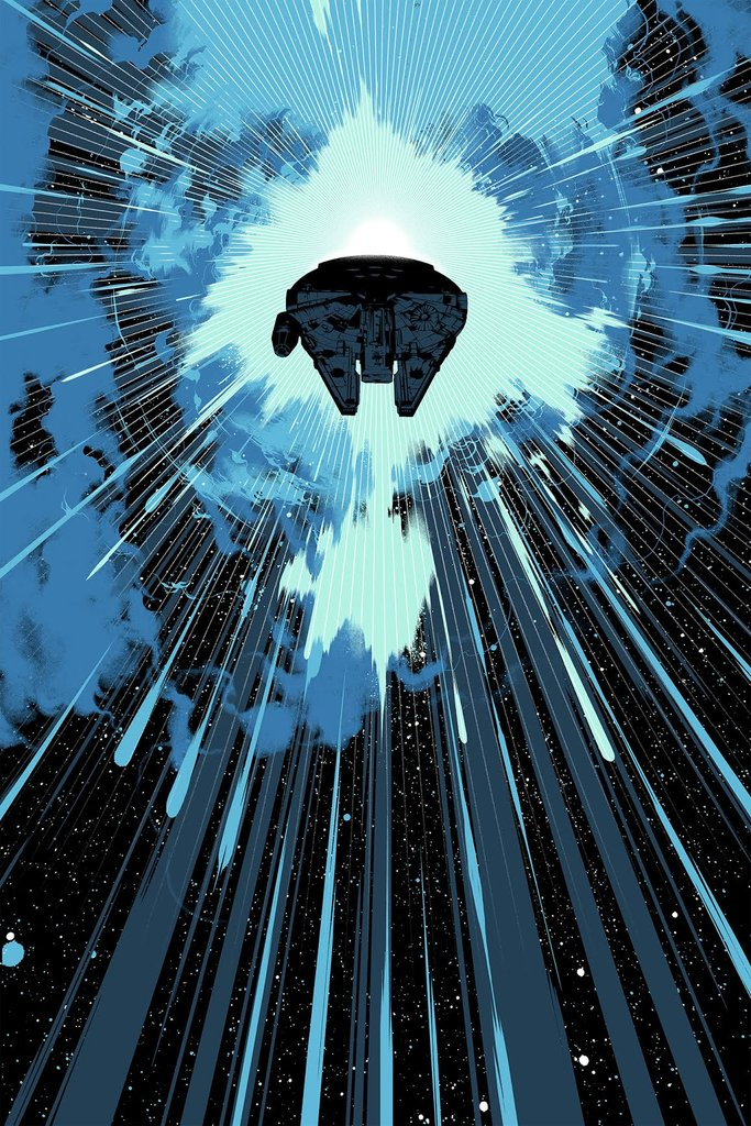 """Jump Into Hyperspace"" by Matt Taylor"